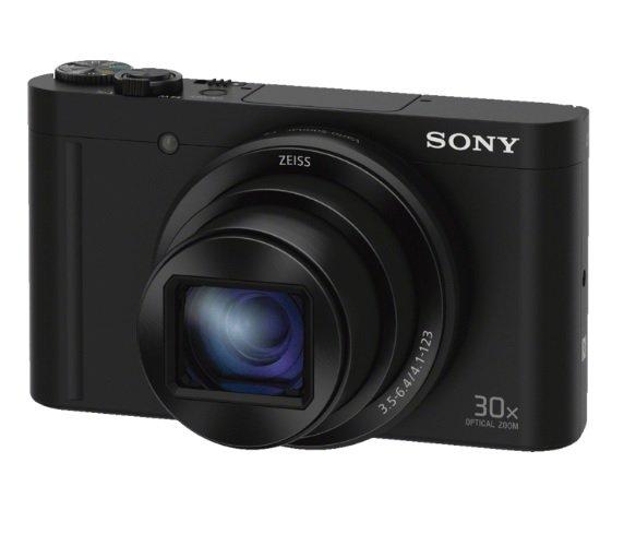 Sony Cyber-shot DSC-WX500 Zeiss Digitalkamera, 18.2 Megapixel für 189€ inkl. Versand (statt 228€)