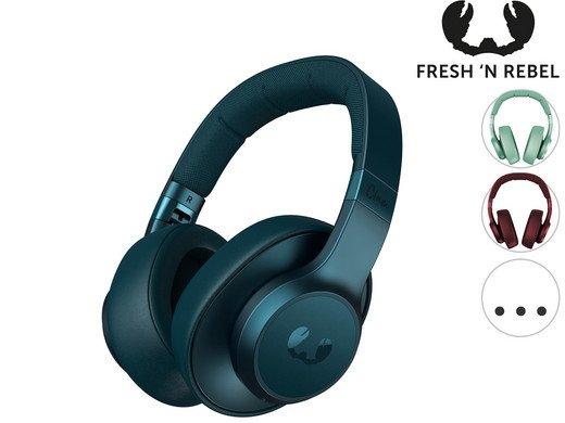 Fresh 'n Rebel Clam Kopfhörer mit aktiver Geräuschunterdrückung (versch. Farben) für je 85,90€ inkl. VSK