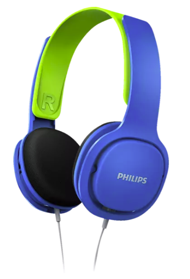 "Prime Days: Philips ""SHK2000BL/00"" On-ear Kopfhörer in Blau/Grün für 9€ inkl. Versand (statt 21€)"
