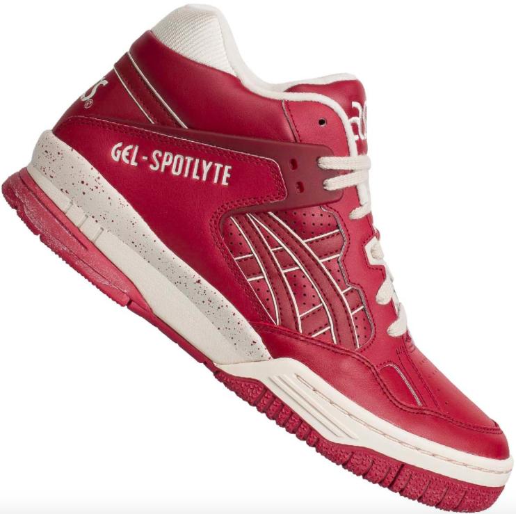 ASICS H419L Gel Spotlyte Herren Mid Sneaker für 49,99€ inkl. Versand
