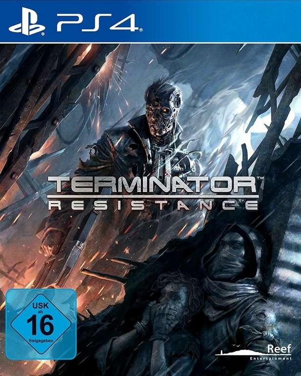 Terminator: Resistance (PlayStation 4) für 12,98€ inkl. Versand (statt 22€)