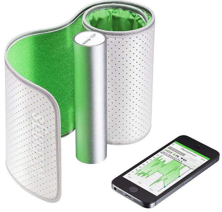Withings BP-800 - Blutdruckmessgerät für Smartphones etc. nur 72,98€