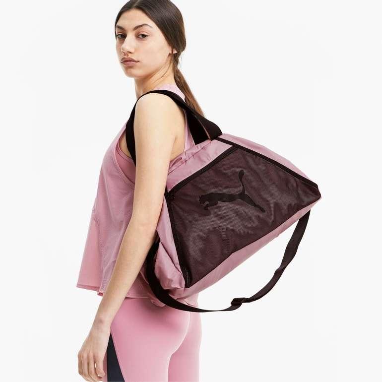 Puma Essentials Damen Sporttasche für 13,61€ inkl. Versand (statt 23€)
