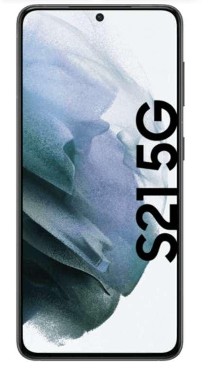 Samsung Galaxy S21 5G (99€) + MD Vodafone green Allnet-Flat mit 15 GB LTE für 29,99€mtl.