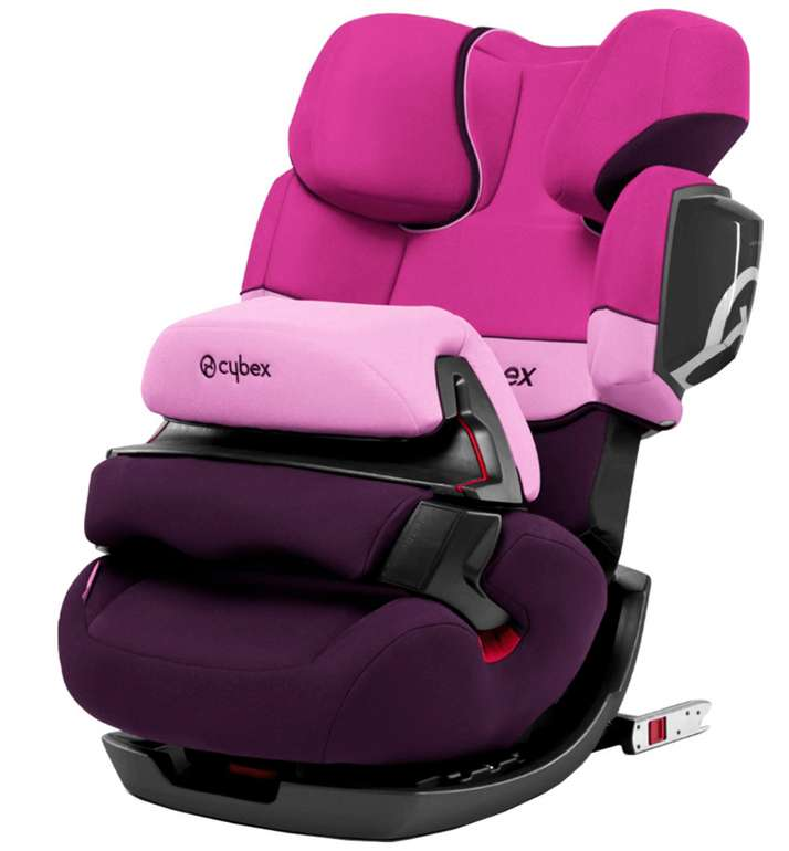 Cybex Silver Kindersitz Pallas-fix Purple Rain für 174,99€ inkl. Versand (statt 227€)