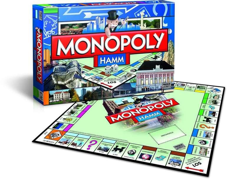 Monopoly - Hamm Edition Brettspiel für 17€ inkl. Prime Versand (statt 30€)