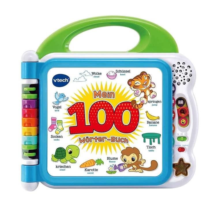 Vtech Lernbuch Mein 100-Wörter-Buch für 18,66€ inkl. Versand (statt 21€)