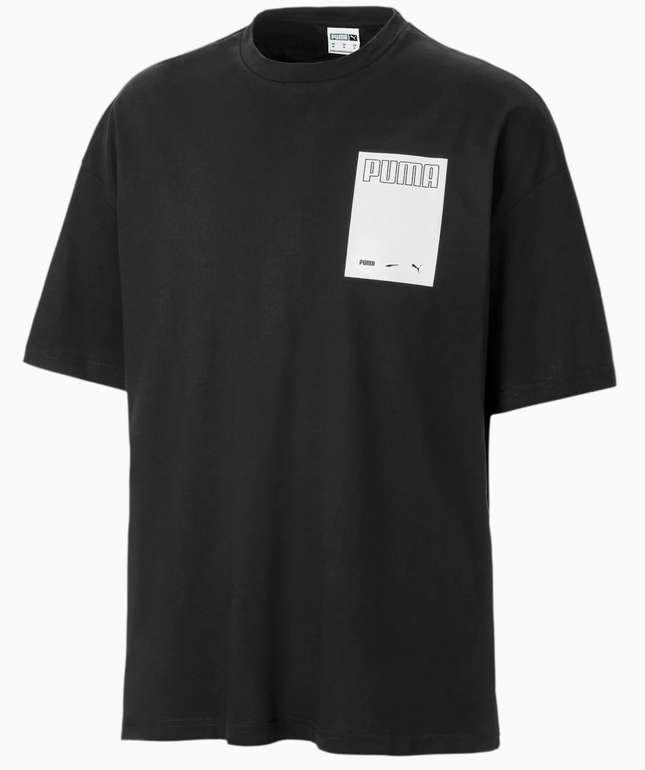Puma Evolution Graphic Herren T-Shirt in 2 Farben für je 13,22€ inkl. Versand (statt 21€)