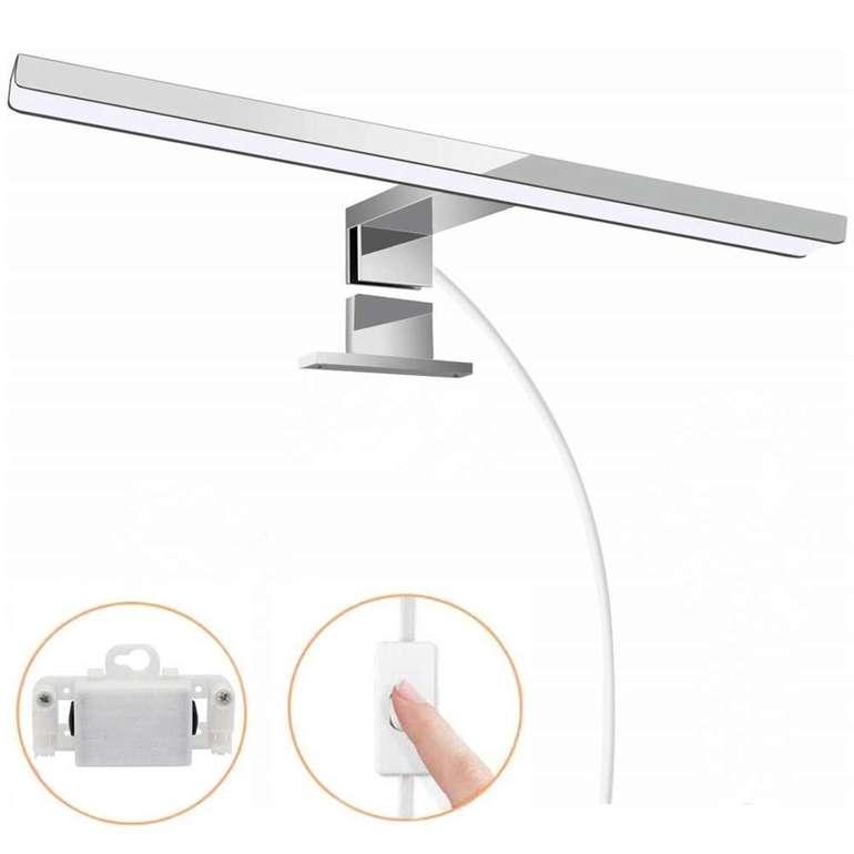 Hengda LED Spiegelleuchten mit Schalter reduziert, z.B. 60 cm & 12W für 18,89€ inkl. Prime Versand