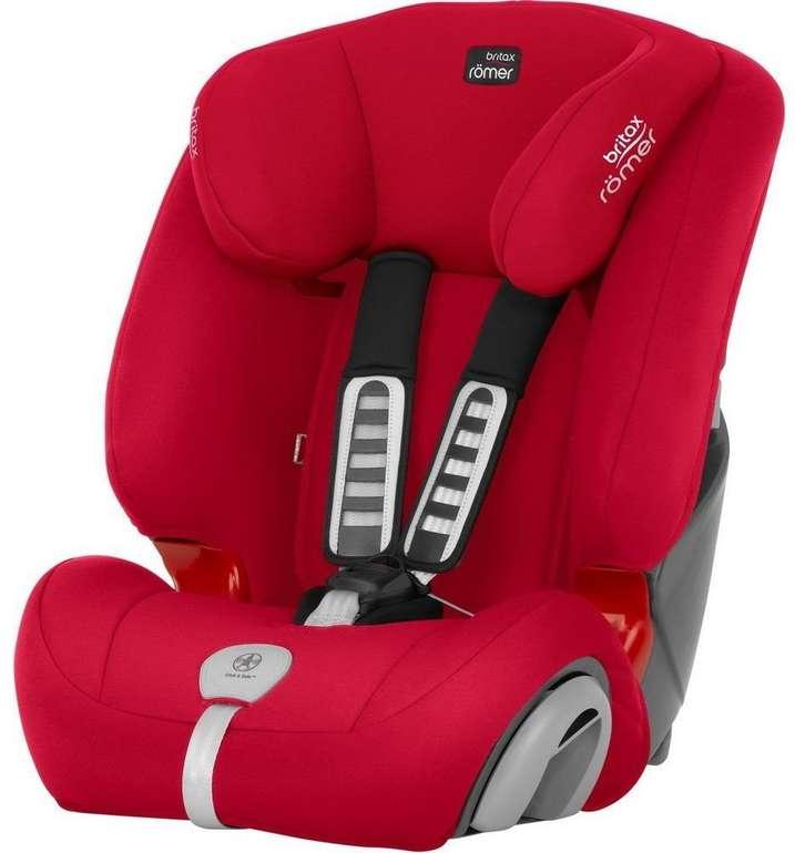 Britax Römer Kindersitz Evolva 123 Plus in 3 Farben für je 99,99€ inkl. Versand