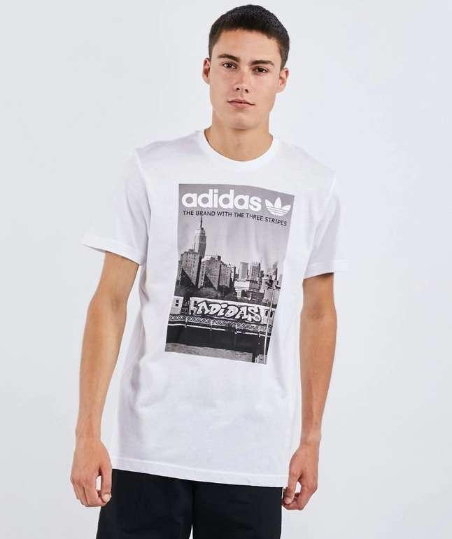 """Adidas Herren T-Shirt """"Steel Photo"""" für 9,99€ inkl. Versand (statt 30€)"""