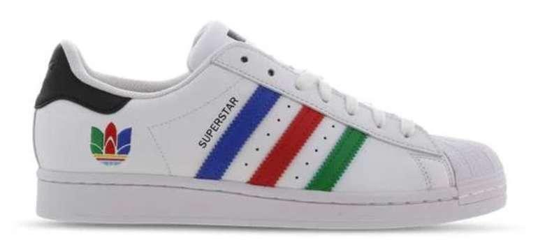 Adidas Superstar Inclusivity Herren Sneaker für 49,99€ inkl. Versand (statt 100€)