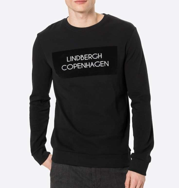 Lindbergh Copenhagen Herren Sweatshirt für 39,92€ inkl. Versand (statt 50€)
