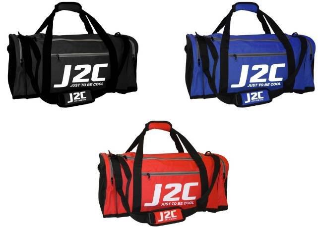 J2C XL Sporttasche 40L für 9,99€ inkl. Versand (statt 13€)