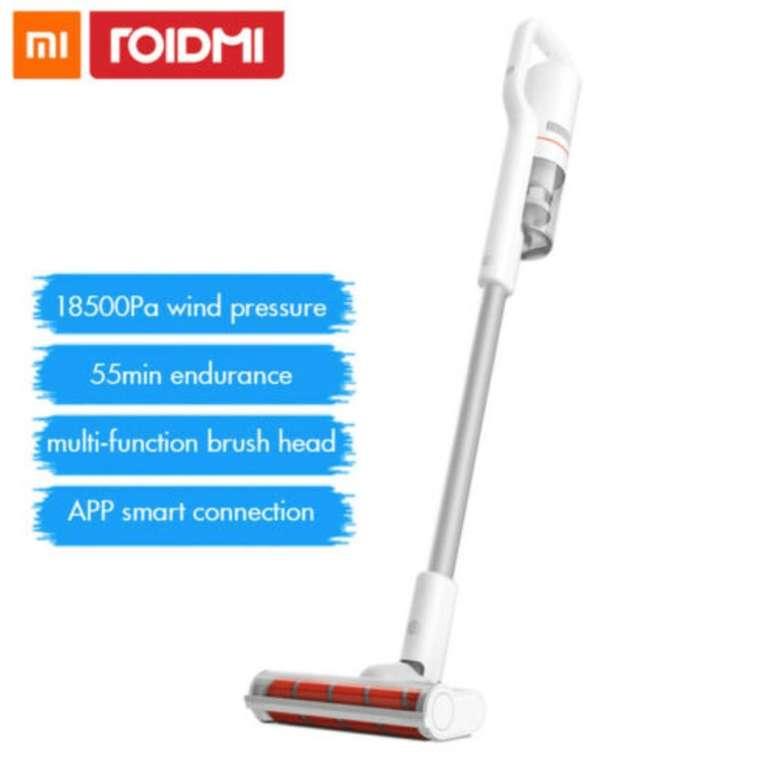 Kabelloser Xiaomi Roidmi F8 Staubsauger für 164,02€ inkl. Versand