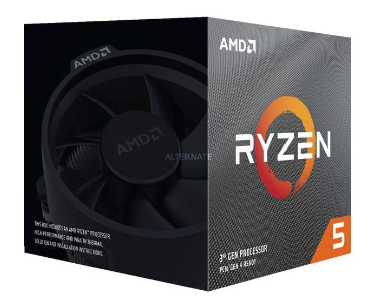AMD Ryzen™ 5 3400G Prozessor (3. Generation) für 186,89€inkl. Versand (statt 207€)