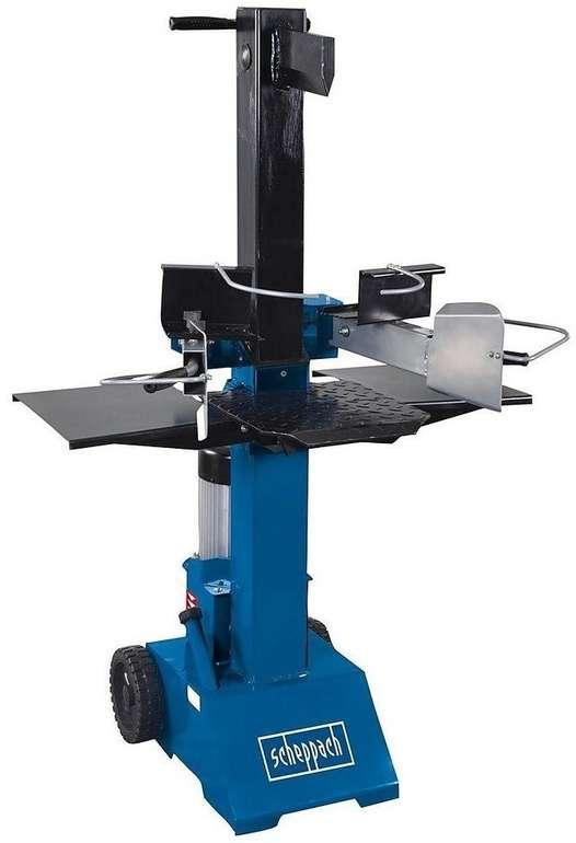 Scheppach HL810 Kurzholzspalter mit 400V inkl. Spalttisch für 547,99€ inkl. Versand (statt 600€)