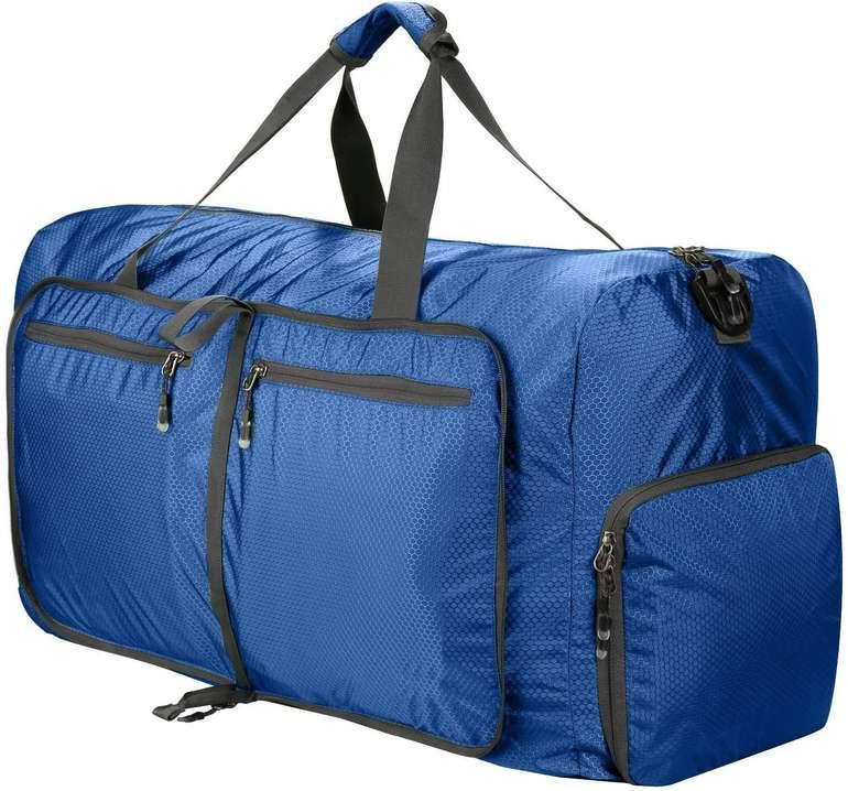 Sailnovo faltbare 85 Liter Reise- bzw. Sporttasche in 4 Farben für je 16,64€ inkl. Versand