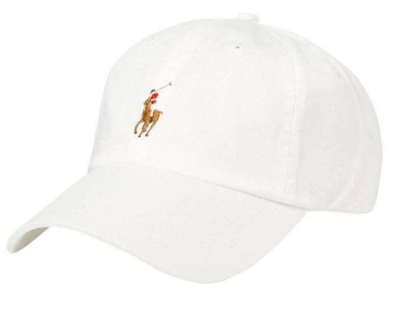 Polo Ralph Lauren Cap 'Classic Sport' für 26,91€ inkl. Versand (statt 32€)