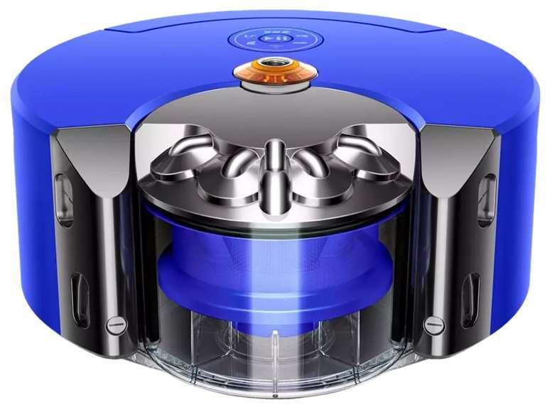 Dyson 360 Eye Heurist Staubsaugerroboter mit App-Steuerung für 799€ inkl. Versand (statt 899€)
