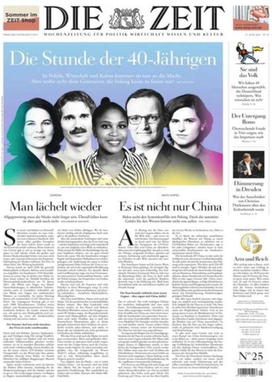 """6 Ausgaben """"Die Zeit"""" für 5,95€ (statt 33,60€) - keine Kündigung nötig!"""