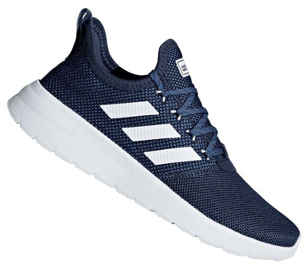 adidas Freizeitschuh Lite Racer RBN in dunkelblau/weiß für 37,95€ inkl. Versand (statt 45€)
