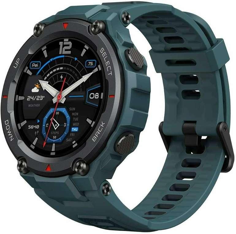 Amazfit T-Rex Pro Smartwatch (SpO2, GPS) in 3 Farben für je 133,99€ (statt 150€)