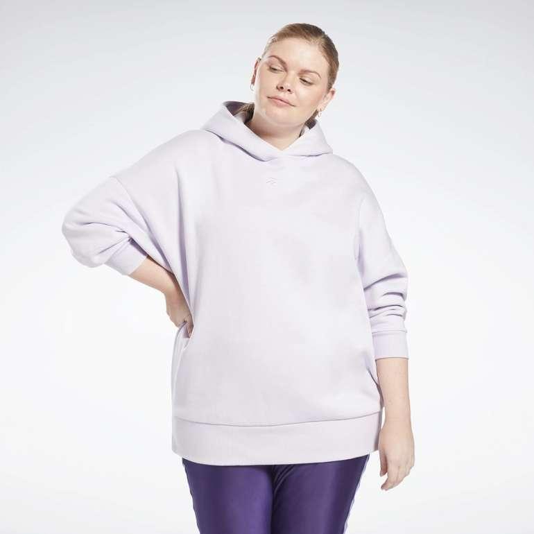 Reebok Retro Oversize Hoodie (große Größen) für 27,30€ inkl. Versand (statt 45€)