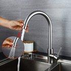 Homelody SD8024DE 2-Strahl Edelstahl Wasserhahn / Mischbatterie für 25,99€