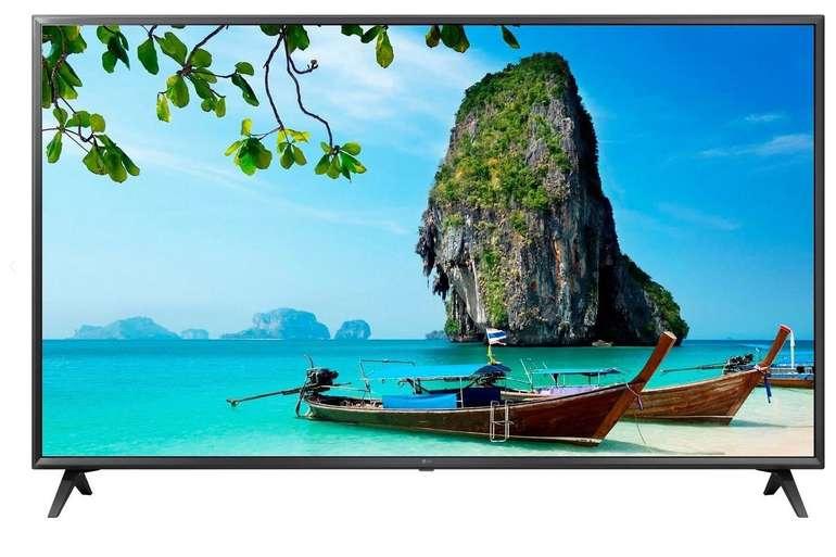 "LG ""55UN71006LB"" 55"" TV (4K, Smart TV, webOS 5.0 mit LG ThinQ) für 399€ (statt 439€)"