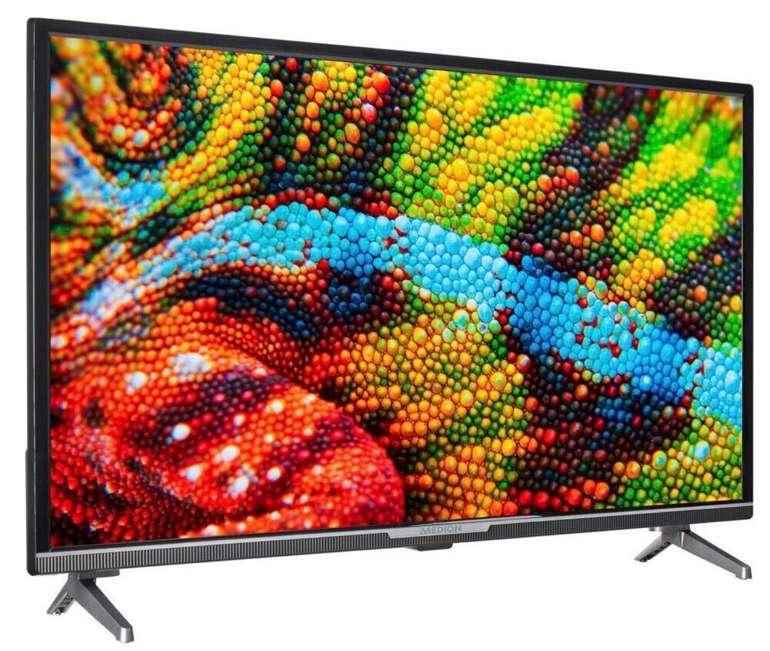 Medion® LIFE P13233 LCD-LED Fernseher (80 cm/31,5 Zoll, Full HD, Smart-TV) für 150,95€ inkl. Versand (statt 169€)