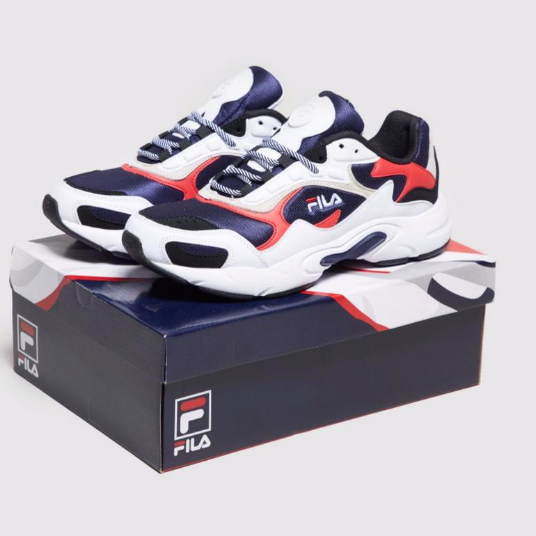 Fila Luminance Herren Sneaker für 39€ inkl. Versand (statt 50€)