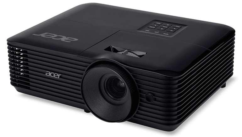"Acer X118HP Beamer in schwarz + Acer ""M90-W01MG"" Leinwand für 279,78€ inkl. Versand (statt 349€)"