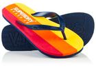 Superdry Sleek Herren Flipflops (Größe 39 - 43) für 9,56€ inkl. Versand