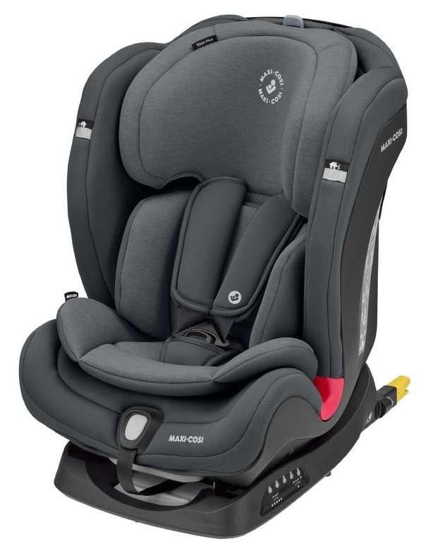Maxi-Cosi Titan Plus Kindersitz in Authentic Graphite für 205,99€ inkl. Versand (statt 229€)