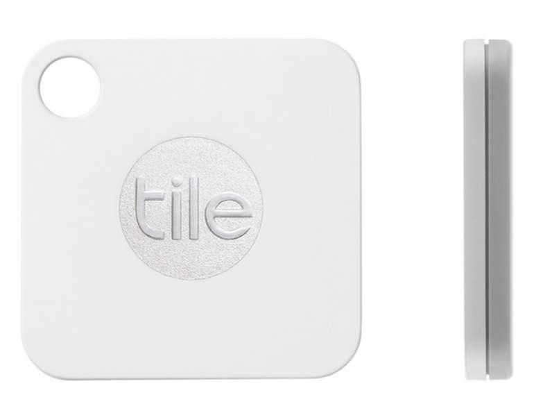 Tile Mate+ Bluetooth-Tracker in weiß für 10€ inkl. Versand (statt 25€)