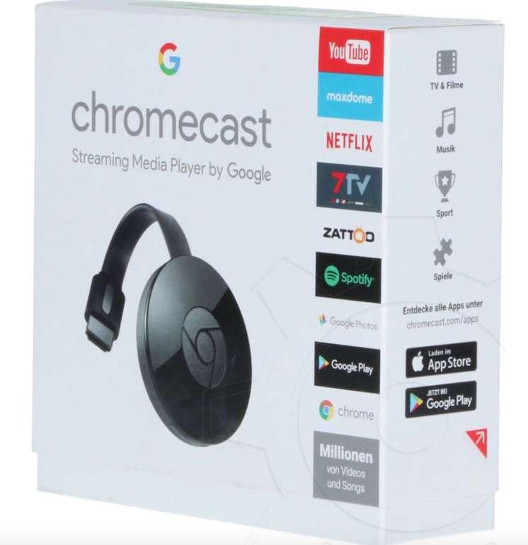 Google Chromecast Ultra 4K für 59€ inkl. Versand (statt 70€)