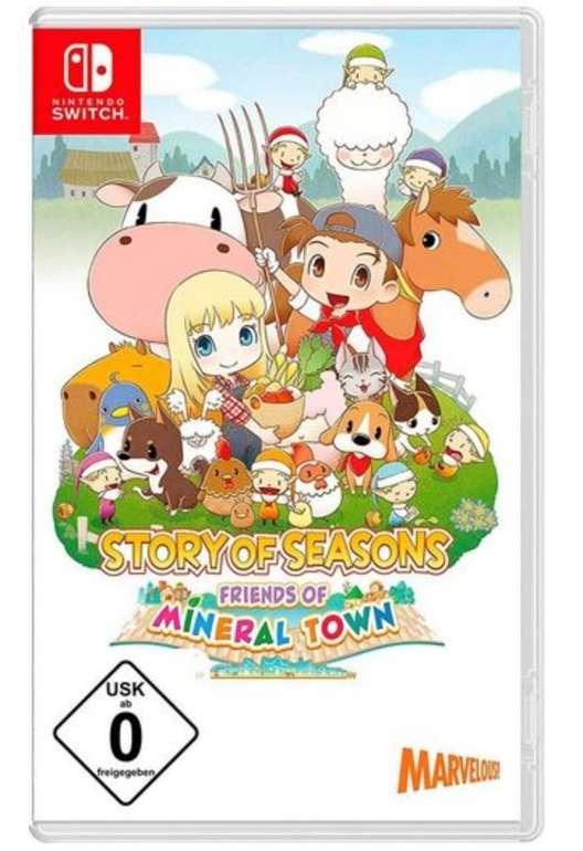Story Of Seasons: Friends Of Mineral Town (Nintendo Switch) für 25,22€ inkl. Versand (statt 30€)