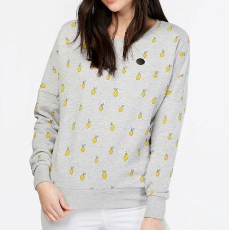 Naketano Damen Sweatshirt 'Can't buy life' für 18,62€ inkl. VSK
