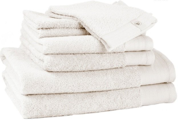 Walra Badehandtuch-Set aus weicher Baumwolle (8-teilig) für 35,90€ inkl. Versand (statt 40€)
