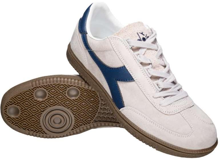 Diadora Sale mit bis -80% Rabatt bei SportSpar - z.B. Diadora Aberdeen Nubukleder Sneaker für 39,99€