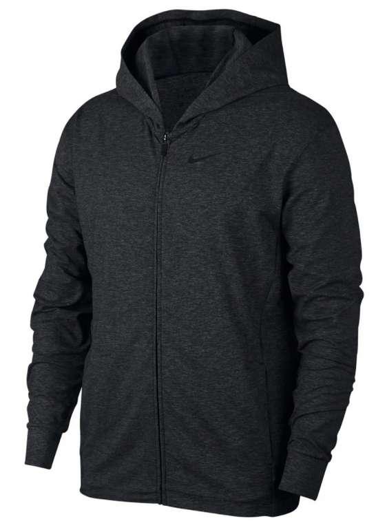 Nike Herren Trainingsjacke in schwarz für 22,99€ inkl. Versand (statt 36€) - Intersport Club + Newsletter!