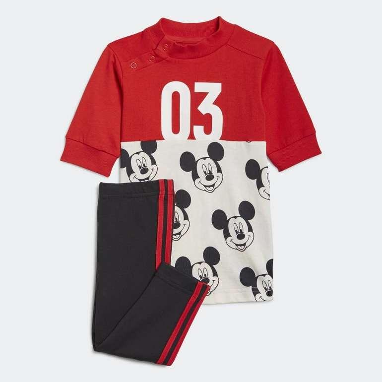 Adidas Disney Mickey Mouse Mädchen Sommer-Set für 24,50€ inkl. Versand (statt 30€) - Creators Club