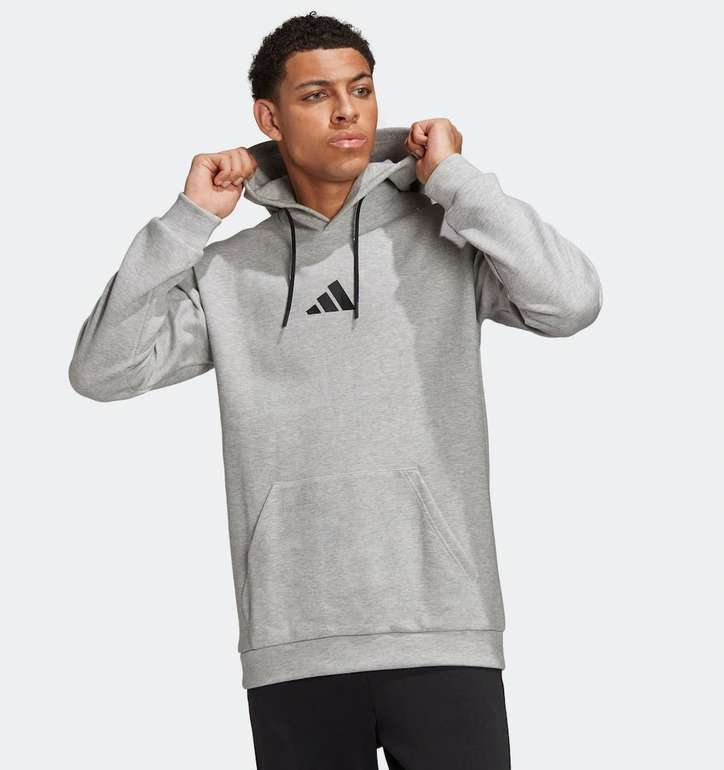 Adidas Herren Tiger Hoodie für 29,93€ inkl. Versand (statt 60€)