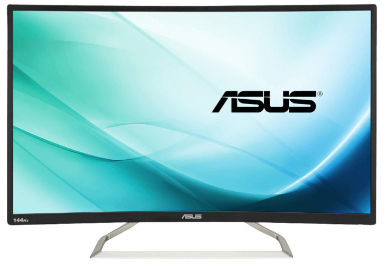 Asus VA326H - 31,5 Zoll Curved Monitor (Full HD, 144Hz, 4ms) für 259€ inkl. VSK