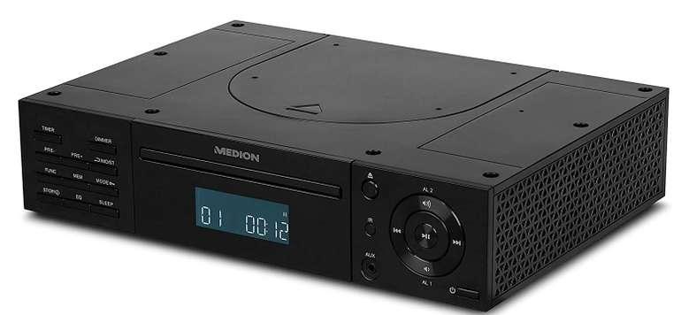 """Medion """"E66265"""" Küchenunterbauradio mit CD für 9,99€ (statt 44€) - Prime!"""