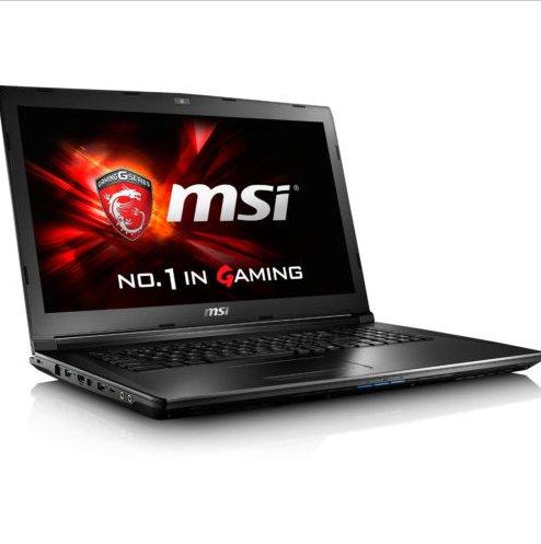 """MSI GL72-6QFi781FD 17,3"""" Full-HD Gaming Notebook für 799€"""