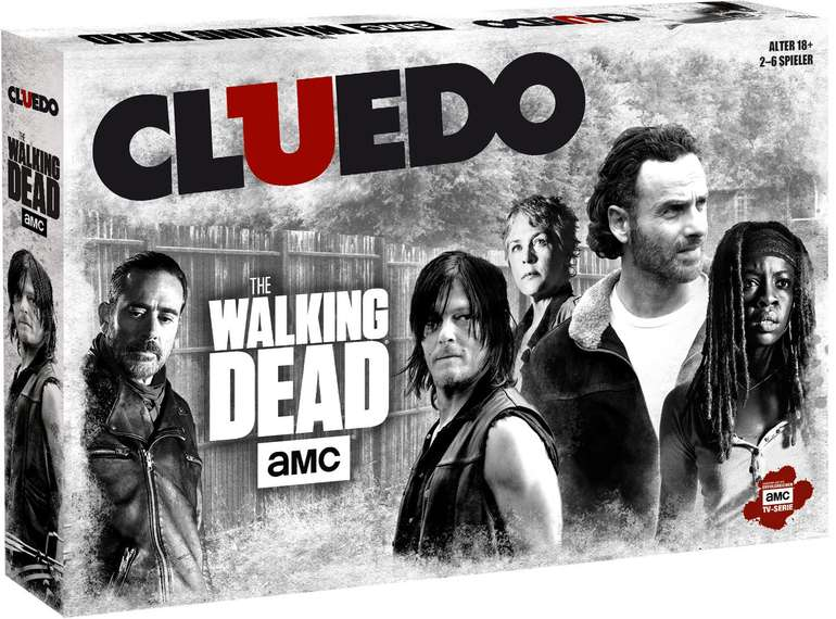 Cluedo The Walking Dead AMC für 16,99€ inkl. Versand (statt 25€)