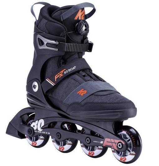 """K2 Sports Europe Inlineskates """"F.I.T. 80 BOA"""" für 93,90€ inkl. Versand (statt 133€)"""