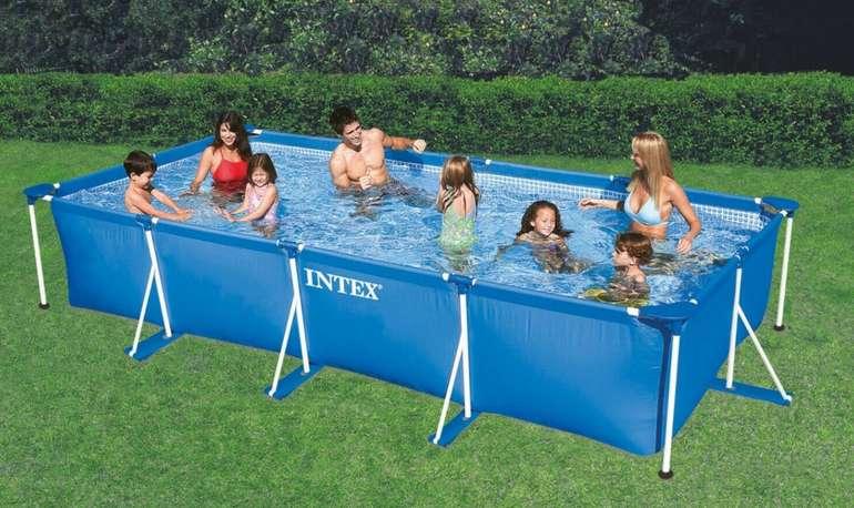 Intex Frame Pool Family (450 x 220 x 84) für 188,10€ inkl. Versand (statt 202€)